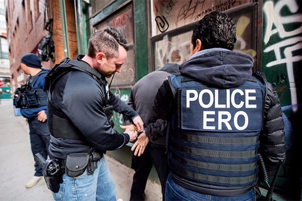Abolishing Deportation Officers